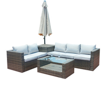PAS-1405/4PCS Hot Selling Outdoor Wicker Patio Rattan Garden Sofa Set