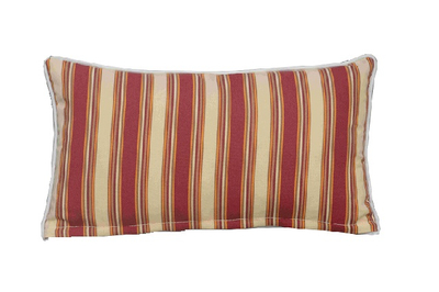 Cushion-6/Rofous Flush Rectangular Scattered Back Cushion